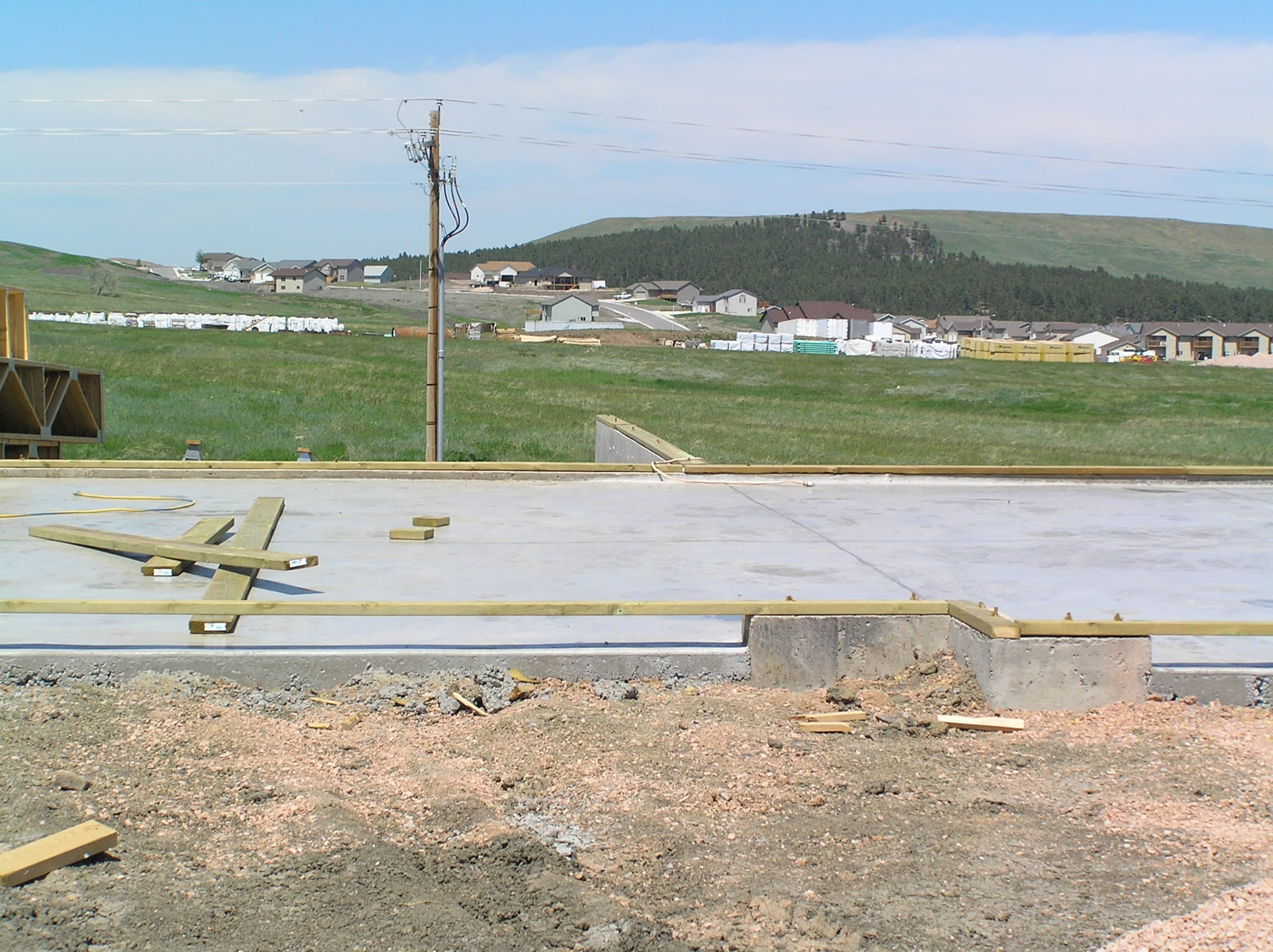New Home Build - Wolter Construction - Rapid City, SD