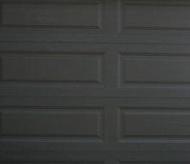 garage door brown
