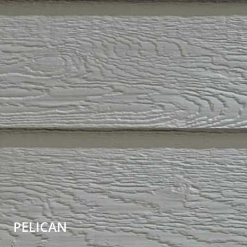 pelican siding color